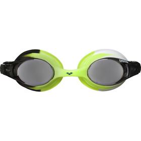 arena X-Lite Goggles Kinderen, smoke-green-black